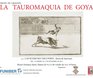 La Tauromaquia – Castillo de Valderrobres (Teruel)