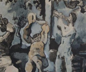 """""""La Flauta Doble"""" y """"El Entierro del Conde de Orgaz"""" de Picasso se exponen en Honduras"""