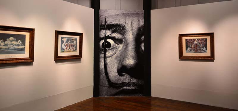 """""""Dalí frente a Miró: Pinceladas de música y sueños de papel"""" - Centro Cultural de la Universidad de Lima"""