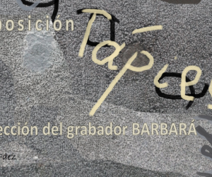 Tàpies, colección del grabador Barbarà, en la Universidad de León, España
