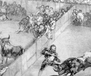 """Exposición de Goya """"Tauromaquia"""", se inaugura en el Museo para la Identidad Nacional de Honduras"""