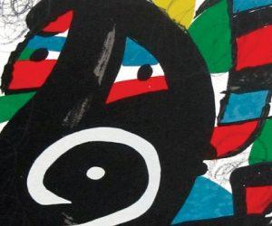 """""""La Melodía Ácida"""", de Miró, y """"La Vida es Sueño"""", de Dalí, se expondrán hasta finales de agosto en Guatemala"""