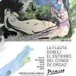 Cartel exposición Picasso República Dominicana
