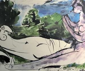 """""""La Flauta Doble"""" y """"El Entierro del Conde de Orgaz"""" de Picasso se exponen en la República Dominicana"""