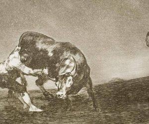 """""""La Tauromaquia"""" de Francisco de Goya se exhibe por primera vez en El Salvador"""