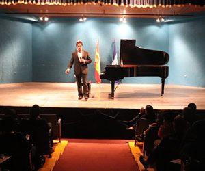 José Luis Nieto interpretará la 'Suite Iberia' de Albéniz en Tegucigalpa (Honduras)