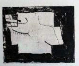 """La colección """"Tàpies"""" del grabador Joan Barbarà, en la Galería Cultural de la Universidad de Lima"""