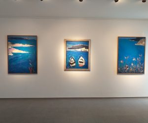 Exposición retrospectiva de Muxart en UNEATLANTICO