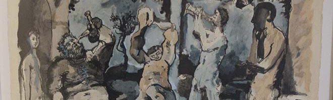 """Exposición de Picasso """"El Entierro del Conde de Orgaz"""" y """"La Flauta Doble"""" el Centro de Arte y Cultura de la Universidad Nacional Autónoma de Honduras (CAC-UNAH)"""