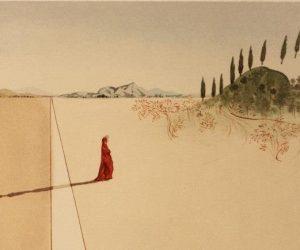 """""""La Divina Comedia"""" de Dalí se expondrá en el Centro Cultural Espacio Matta de Chile"""