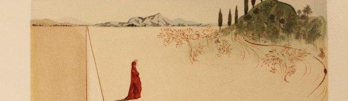 """""""La Divina Comedia"""" de Dalí"""