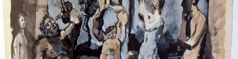 """Exposición """"Picasso, Sueños en Grabado"""" en el Centro de Bellas Artes del Municipio de David"""