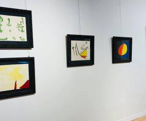 """Exposición """"El Cántico del Sol y las Maravillas Acrostáticas"""" en el Antiguo Ayuntamiento de Laredo (España)"""