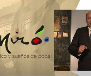 """Exposición virtual """"Dalí frente a Miró"""