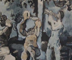 Exposición de Picasso en la Universidad Autónoma de Campeche